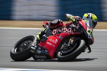 WSBK Jerez Superpole-Rennen: Bautista dominiert, zwei Yamahas in den Top 3