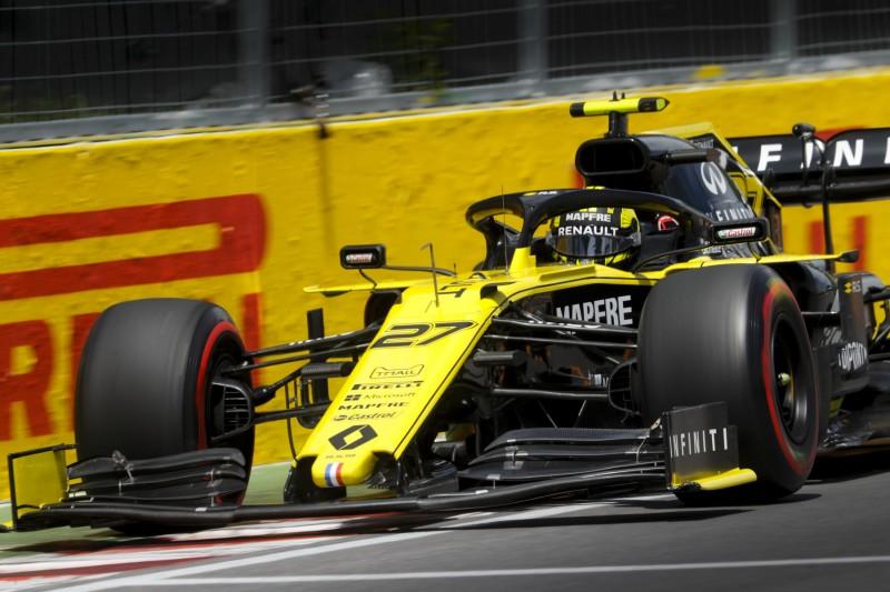 """Nico Hülkenberg: Renault-Aufwärtstrend """"sendet eine Botschaft"""""""
