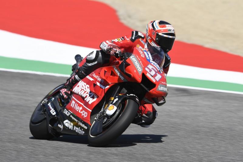 Michele Pirro: Wie sich seine Arbeit bei Ducati verändert hat