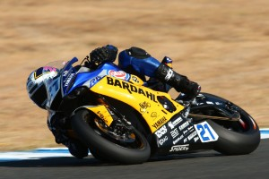 Supersport-WM in Jerez: Randy Krummenacher wird Zweiter