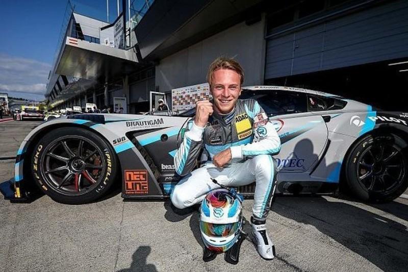 GT-Masters Spielberg: Kirchhöfer holt Pole-Position am Sonntag