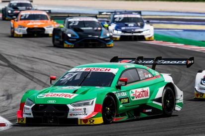 DTM-Rennen Misano 2: Müller siegt nach Rast-Wittmann-Kollision