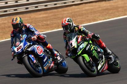 WSBK Jerez Lauf 2: Michael van der Mark gewinnt, Alvaro Bautista stürzt