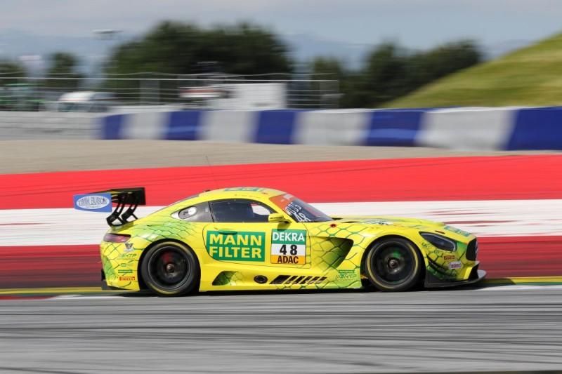 GT-Masters Spielberg: Heftiger Vettel-Crash und Sieg für Corvette