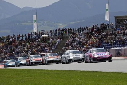 Porsche-Carrera-Cup Spielberg: Erster Sieg für Julien Andlauer