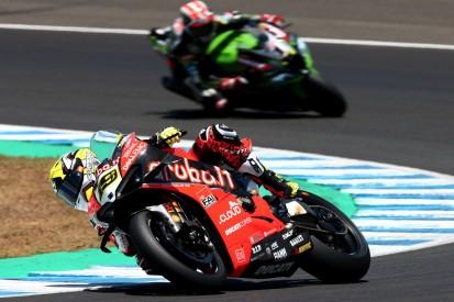 """WSBK Jerez: Bautista-Sturz zeigt laut Rea, """"dass er kein Übermensch ist"""""""