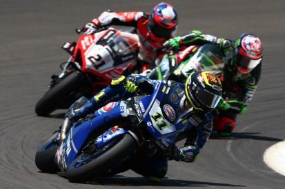 WSBK Jerez: Sandro Cortese duelliert sich mit Leon Haslam und fährt in die Top 6