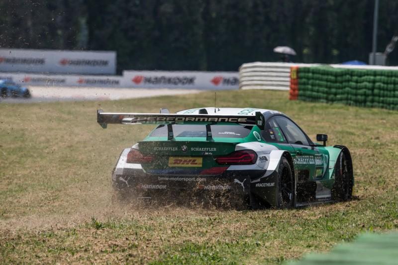 """Wittmann schießt nach Kollision scharf: """"Witz, dass Audi wieder davonkommt!"""""""