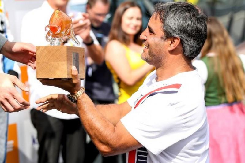 Montoya in Österreich: Was beim GT-Masters in Spielberg noch los war