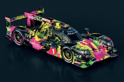 Rebellion Racing startet in Le Mans 2019 mit Art-Cars