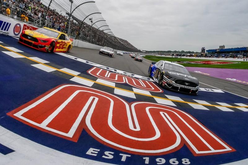 NASCAR: Michigan-Rennen auf Montag verschoben
