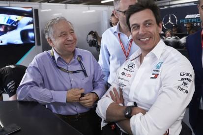 """Mercedes-Teamchef Wolff über Vettel-Strafe: """"Eine 60:40-Entscheidung"""""""