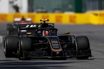 Zoff am Haas-Teamfunk: Magnussen entschuldigt sich bei seiner Crew
