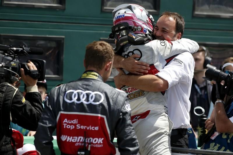 Erster Sieg seit Ekström: Erstarkter Müller erlöst Audi-A-Team Abt