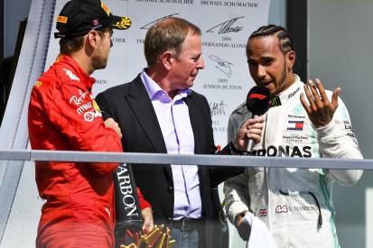 """Lewis Hamilton über Vettel-Ausritt: """"Hätte genau das Gleiche gemacht"""""""