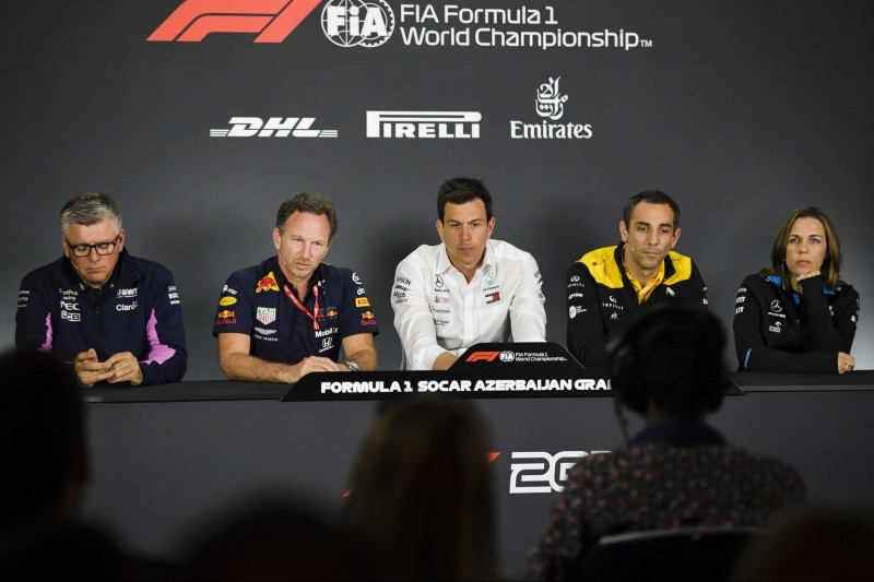 Formel 1 2021: Treffen in Paris soll endlich Fortschritte bringen