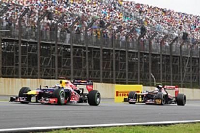 Ferrari wants clarification on Vettel move in Brazilian GP