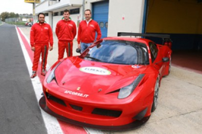 World Endurance Ferrari squad AF Corse to enter British GT in 2013