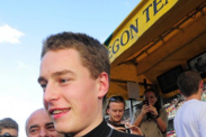 Stoffel Vandoorne to step up to Formula Renault 3.5 in 2013
