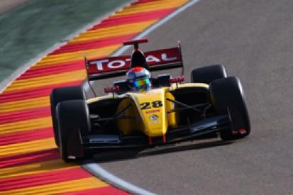 Kevin Magnussen tops first Formula Renault 3.5 test day at Aragon