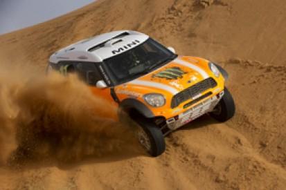 Team X-raid retains Leonid Novitskiy for 2013 Dakar Rally
