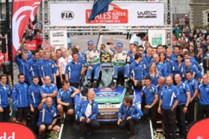Malcolm Wilson thanks Ford for 16-year WRC partnership