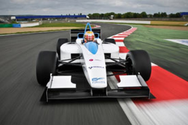 McLaren to provide Formula E engines, transmissions and electronics