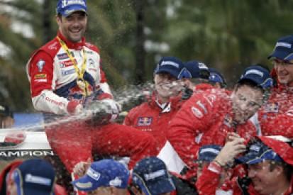 WRC Spain: Sebastien Loeb triumphs in final rally as full-time driver