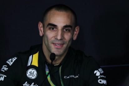 Cyril Abiteboul replaces Tony Fernandes as Caterham team principal