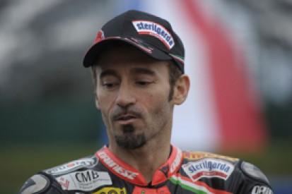 Four-time grand prix world champion Max Biaggi retires