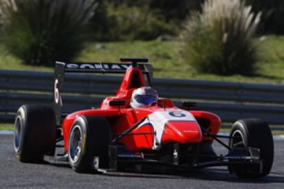 Daniil Kvyat tops first day of GP3 testing at Estoril
