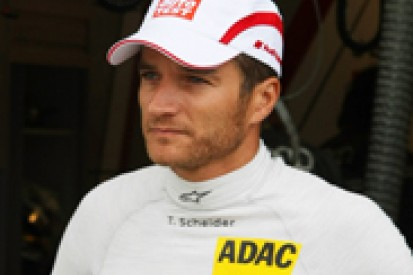 Timo Scheider rules out leaving Audi for Mercedes DTM line-up