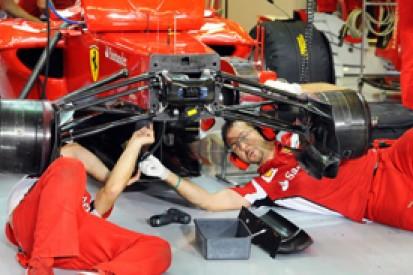 Abu Dhabi GP: Ferrari breaks curfew for second night running