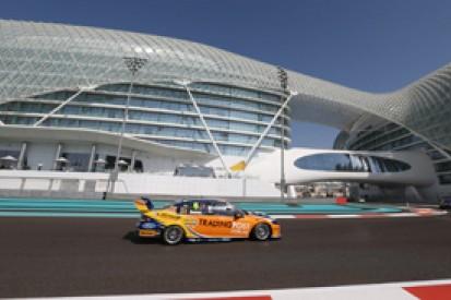 V8 Supercars Abu Dhabi: Davison sweeps to poles hat-trick