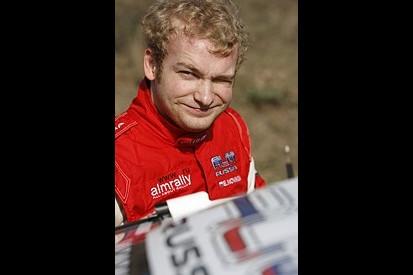 Evgeny Novikov to switch to DMACK tyres for Rally Catalunya