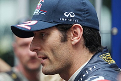 Mark Webber will not move over Sebastian Vettel in India