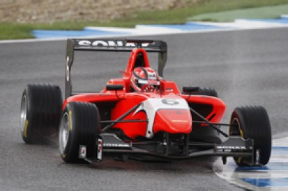 Kevin Ceccon tops second day of Jerez GP3 test for MW Arden