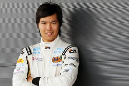 Ma Qing Hua to make GP2 debut with Caterham at Jerez