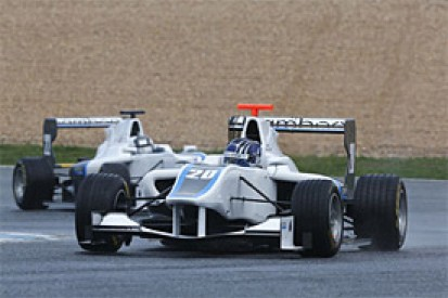 Estoril GP3 test: Lewis Williamson quickest on final day