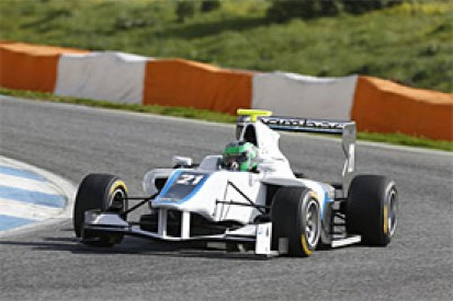 Roberto la Rocca becomes first Bamboo driver in GP3