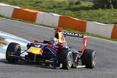 Estoril GP3 test: Carlos Sainz Jr quickest again