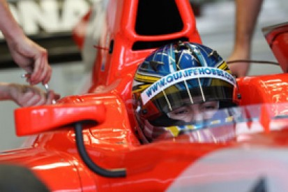 Adrian Quaife-Hobbs moves into GP2 with MP
