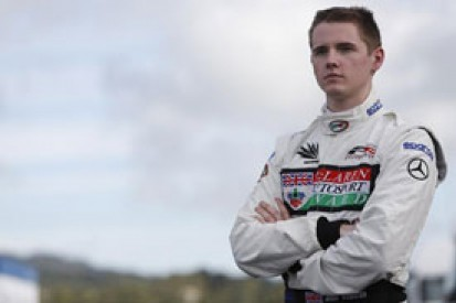 Josh Webster to move into GP3 with Status in 2013