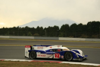 Toyota back up to two cars for World Endurance Championship