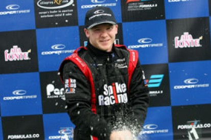 Spike Goddard to race in 2013 Formula 3 European Championship