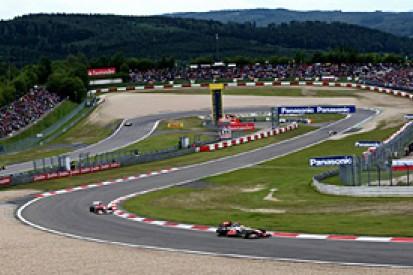 Nurburgring secures deal to host 2013 German GP