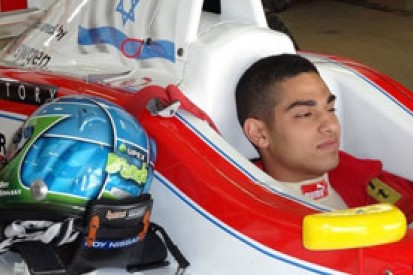 Roy Nissany signs with Mucke for European Formula 3 Championship