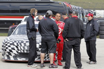 Juan Pablo Montoya confident of strong start to NASCAR Cup