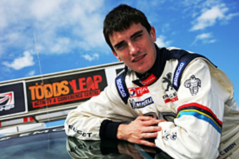 Craig Breen secures works Peugeot drive for ERC