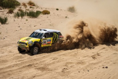 Roma wins stage nine of Dakar Rally while Peterhansel pulls clear